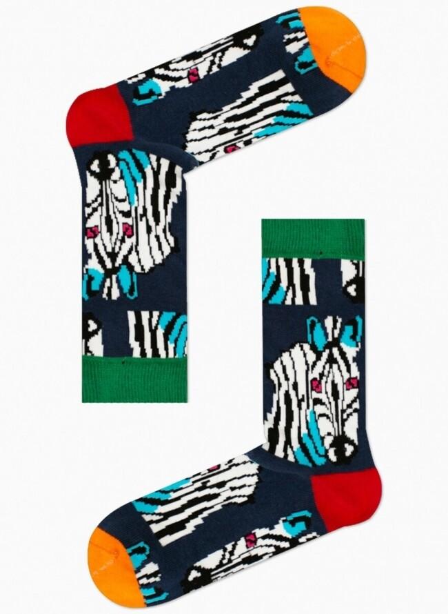 Γυναικείες Κάλτσες με σχέδιο Ζέμβρες