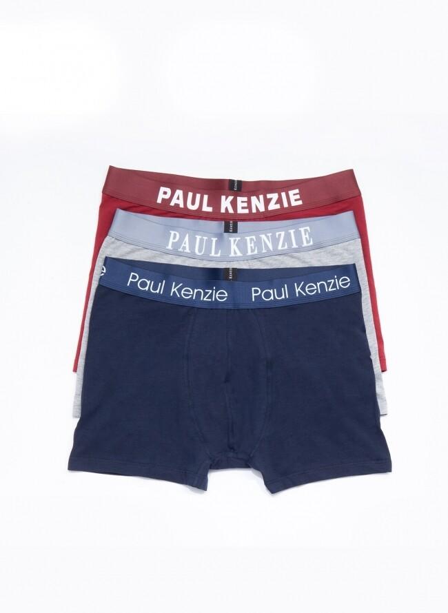 Paul Kenzie Boxer Aquarella Σετ 3 Τεμαχίων