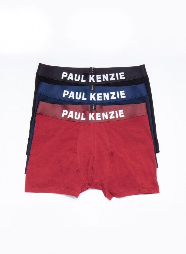 Paul Kenzie Boxer Galaxy Σετ 3 Τεμαχίων