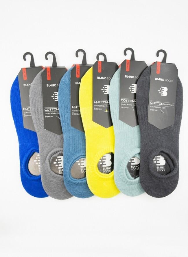 Sneakers σε διάφορα χρώματα Multipack 6 τεμαχίων