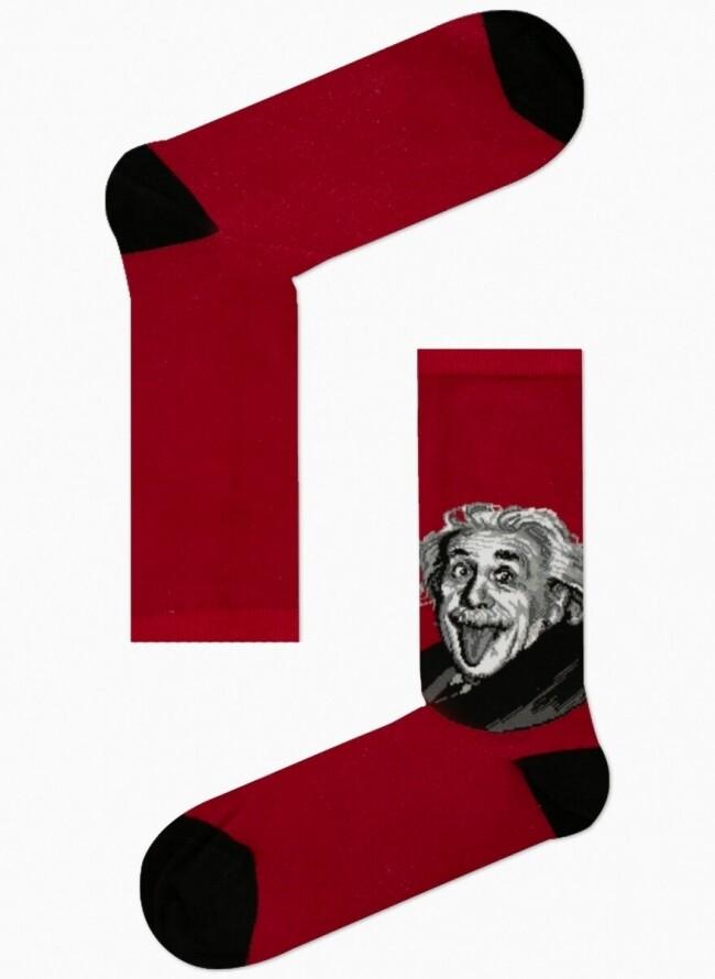Unisex Κάλτσες Einstein