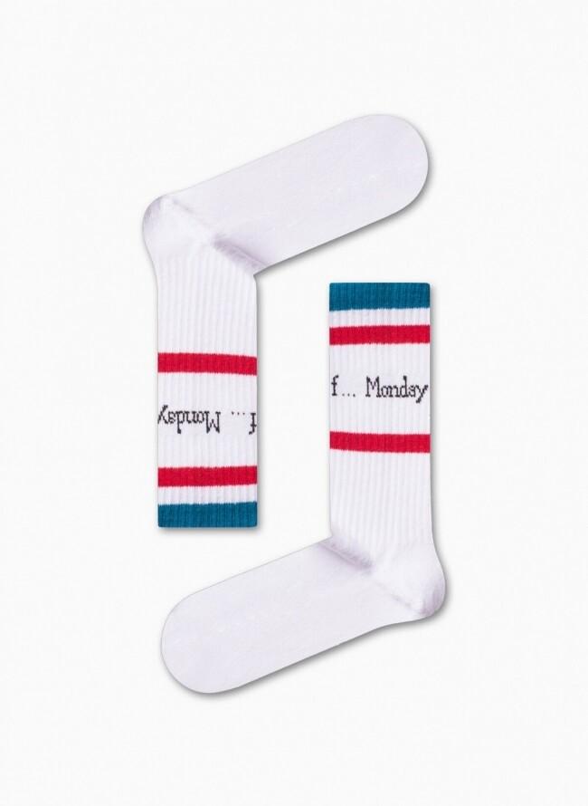 Unisex Κάλτσες F* Monday